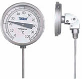 Thermometer or Temerature Gauge