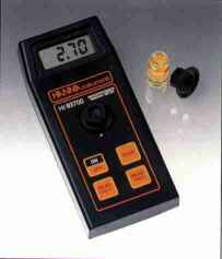 Chlorine (RCM/93701), Ammonia (RAM/93700) & Copper (RCM/93702) Colorimeters